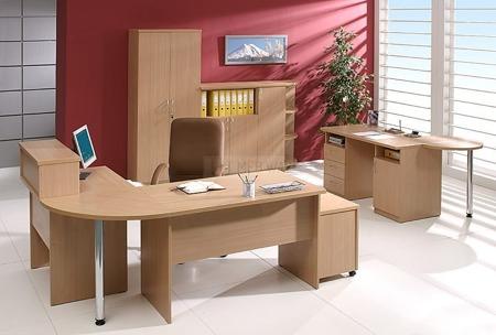 Biurko komputerowe Amber I, szerokość 160 cm, 20 kolorów