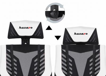 Fotel Gamingowy Huzaro Combat 4.0 White