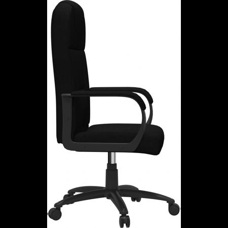 Fotel obrotowy C2082 Czarny