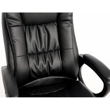 Fotel obrotowy Idol Czarny