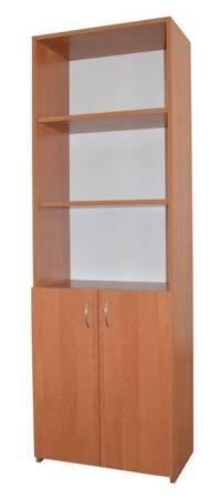Regał biurowy Asia II 80 cm