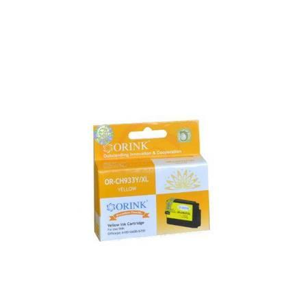 Tusz HP 933XL do drukarek Officejet 6100 / 6600 / 6700 / 7110 / 7610, Żółty, 13 ml